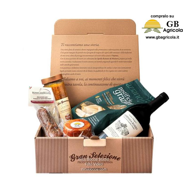 selezione prodotti irpini gb agricola